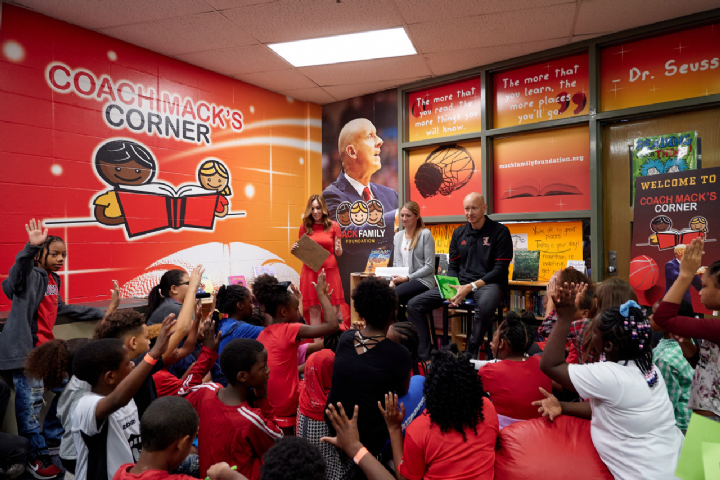 2019 | Coach Mack's Corner Open at Martin Luther King Elementary